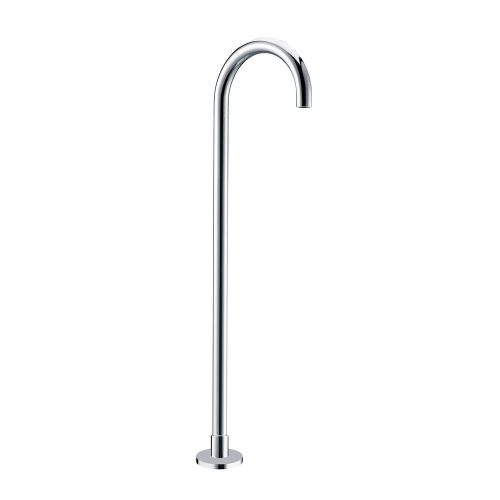 Floor Mounted Round Bath Spout